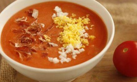 Il Salmorejo, una zuppa fredda per l'estate