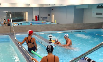 La piscina come terapia dopo una lesione