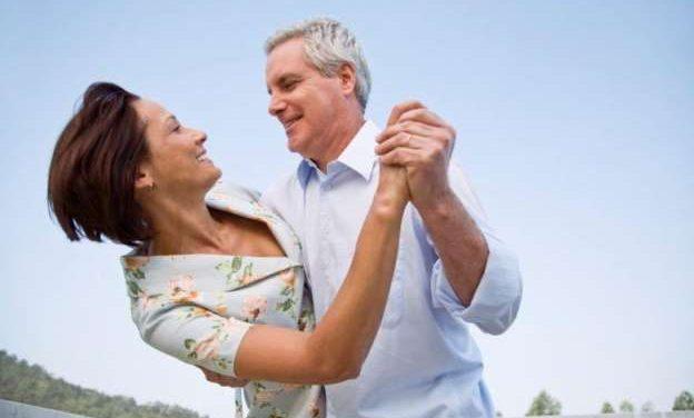 Tutti i benefici del ballo